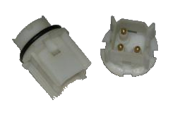 098299973 Патрон лампы 3-контактный Volvo