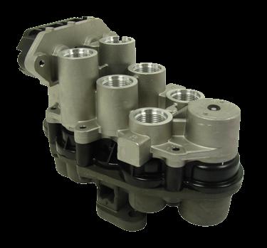 AE4528 Клапан защитный 4х контурный