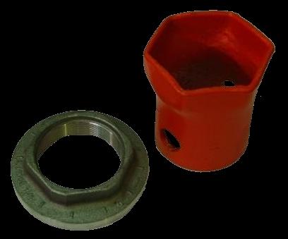 9908506U Усиленный ключ гайки ступицы SAF,SMB,BPW