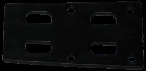 2038034120 Пластина промежуточная шарнира сдвижной крыши
