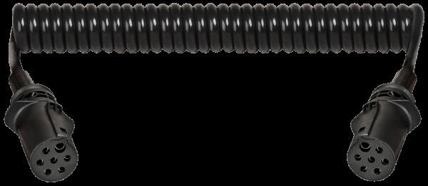 PU07491N Кабель световой N Type 24V 7pins 4,5м