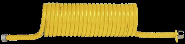 SPPUCG22 Воздушный спиральный шланг 22x18x1,5 - 4m