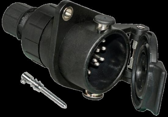 S1521Z Розетка под световой кабель 24V 15pins