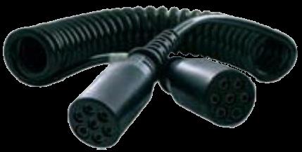 611070 Кабель световой N Type 24V 7pins