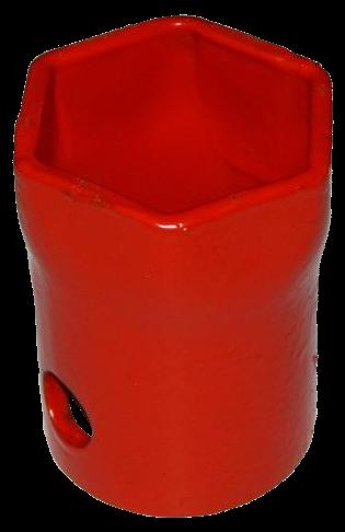 9906506U Усиленный ключ гайки ступицы BPW