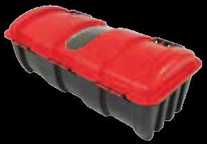 391025 Ящик для огнетушителя 6-9кг