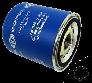 II40100F Патрон осушителя воздуха Knorr