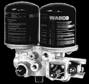 4324321990 Осушитель воздуха двухкамерный Wabco