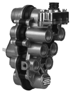 AE4529 Кран 4-х контурный защитный