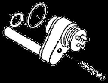 I87122004 Нагреватель осушителя воздуха