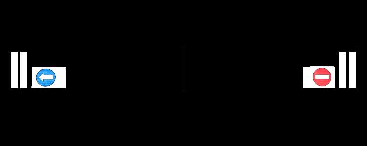 350381120 Брызговик Кирпич-Стрелка 2400mm СВЕТООТРАЖАЮЩИЙ к-т 2шт