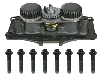 202601 Рмк механизма подвода в сборе суппорта MERITOR ELSA 2