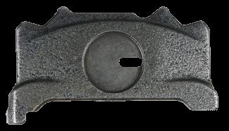 303581 Прижимная плита левая суппорта WABCO PAN 19,5 - 22,5