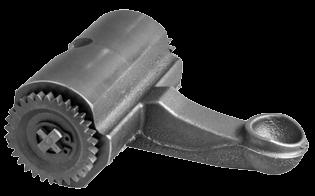 303655 Лапка в сборе суппорта WABCO PAN V-G Series