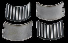 303660 Подшипники лапки внешние суппорта WABCO PAN V-G Series