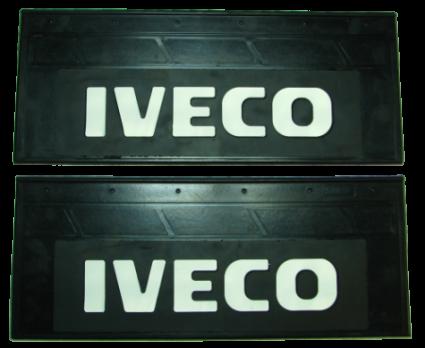 90102 Кмт задних брызговиков 660mm-270mm IVECO
