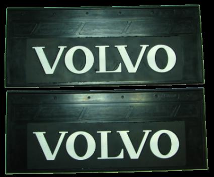90104 Кмт задних брызговиков 660mm-270mm VOLVO