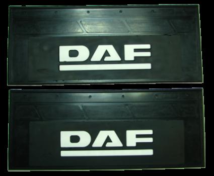 90105 Кмт задних брызговиков 660mm-270mm DAF