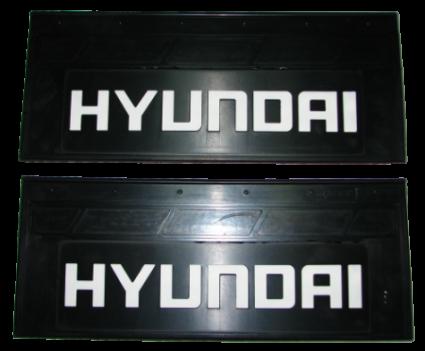 90106 Кмт задних брызговиков 660mm-270mm HYUNDAI