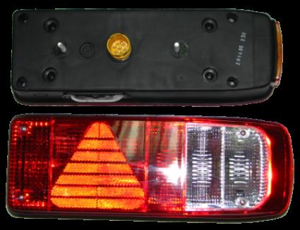 UP5010R Фонарь задний правый KRONE система Hella