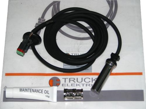 Датчик ABS прямой + втулка + смазка L=2730mm  TruckElektrik