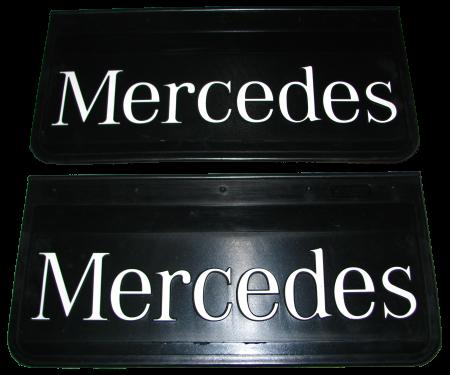 90109 Кмт передних брызговиков MERCEDES 520-250mm