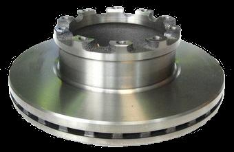 OR845029 Тормозной диск INTEGRAL 430мм B9 SAF 2