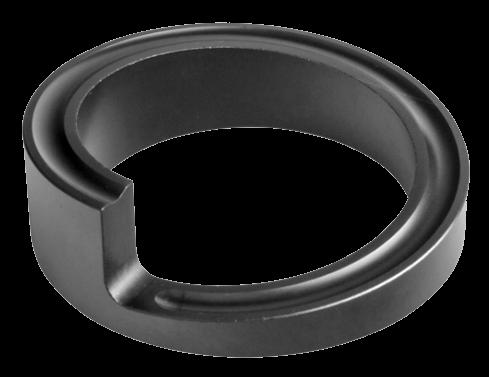 M0049 Спиральная втулка левая суппорта Meritor D3