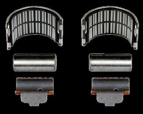 SJ4112 Подшипники лапки и ролики суппорта Meritor