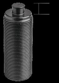 15909 Винт резьбовой 8mm суппорта Knorr SL7-SM7