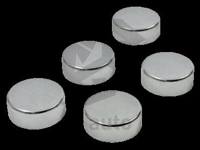 K0048 Кмт крышек направляющих болтов суппорта Knorr SB6-7