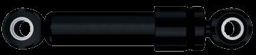 114006 Амортизатор кабины задний горизонт O/O VOLVO FH