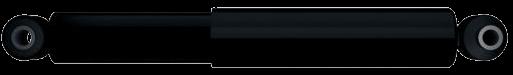 124003 Амортизатор подвески передний VOLVO FH/FM