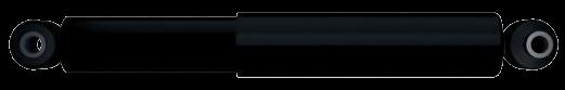 124006 Амортизатор подвески передний VOLVO FH/FM