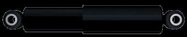 130003 Амортизатор подвески SAF 20x78/68mm 280mm 410mm O/O