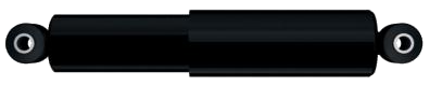 130005 Амортизатор подвески SCHMITZ 267mm 383mm 16х58 16х58 O/O
