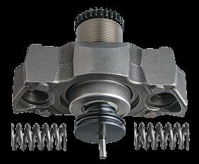 17366 Подводной механизм с биноклем суппорта WABCO MAXX 22