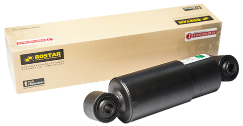 751011 Амортизатор подвески SCHMITZ 267-383mm 16х58 16х58