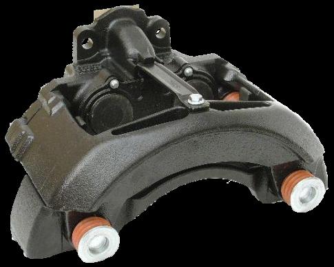 92810 Суппорт Haldex Modul X без колодок