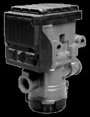 K021204N50 Модулятор EBS одноканальный MAN