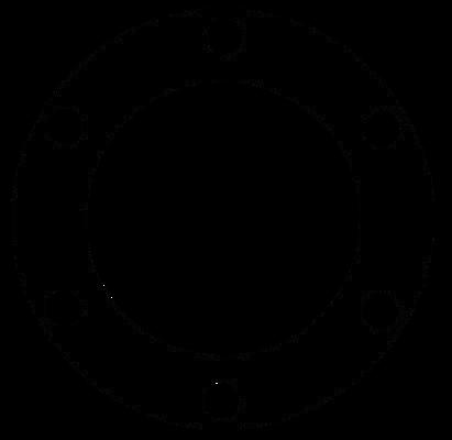 314812 Прокладка турбокомпрессора