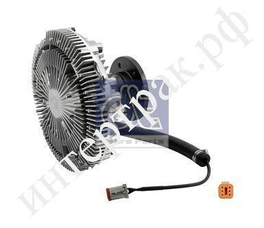 635028 Вискомуфта привода вентилятора без крыльчатки d=260 RVI Premium/TR/PR/Kerax