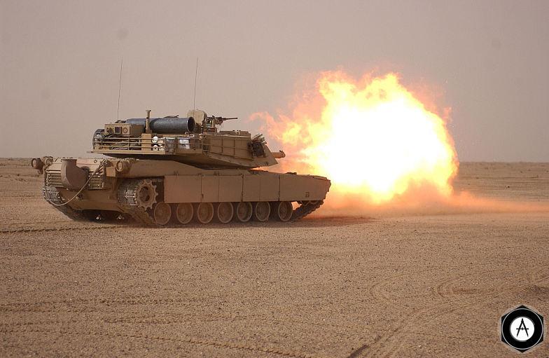 разящий Abrams