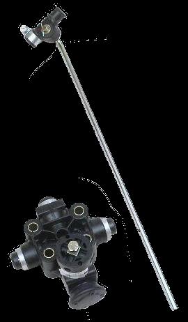 612035071 Кран уровня пола