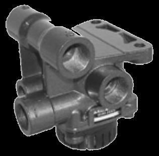 AC579BK Разгрузочный кран