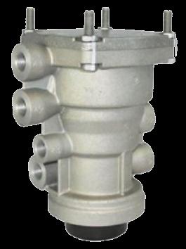 AC597A Клапан управления тормозами прицепа
