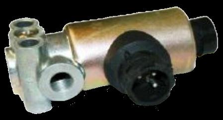 4721726060 Клапан 3pin электромагнитный трёх ходовой
