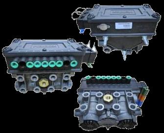 820011001 Модулятор EBS-EB+ Haldex