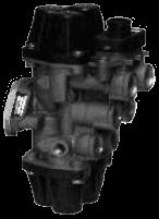 9347050050H Кран 4-х контурный защитный ACTROS