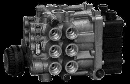 4729051110 Блок электромагнитных клапанов ECAS
